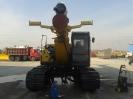 Многофункциональная сваебойно-буровая установка STARKE LH50B